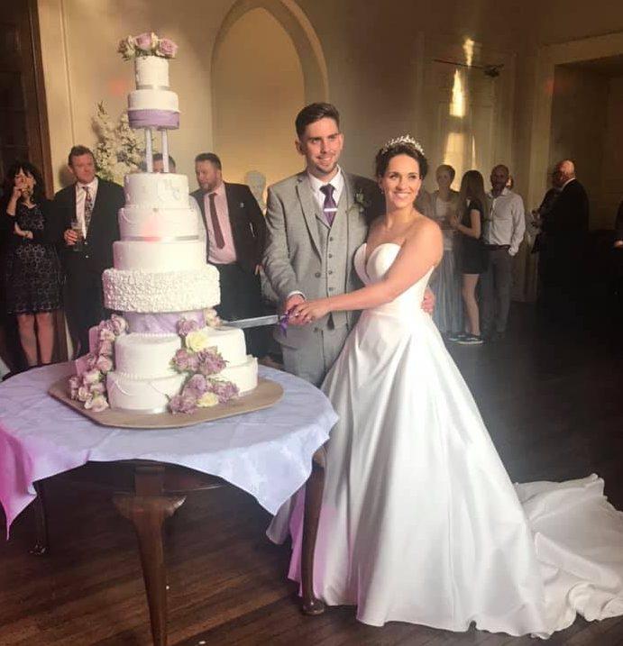Chloe and Mike's Wedding